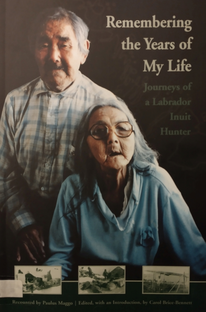Cover image of Remembering the Years of My Life, by Paulus Maggo