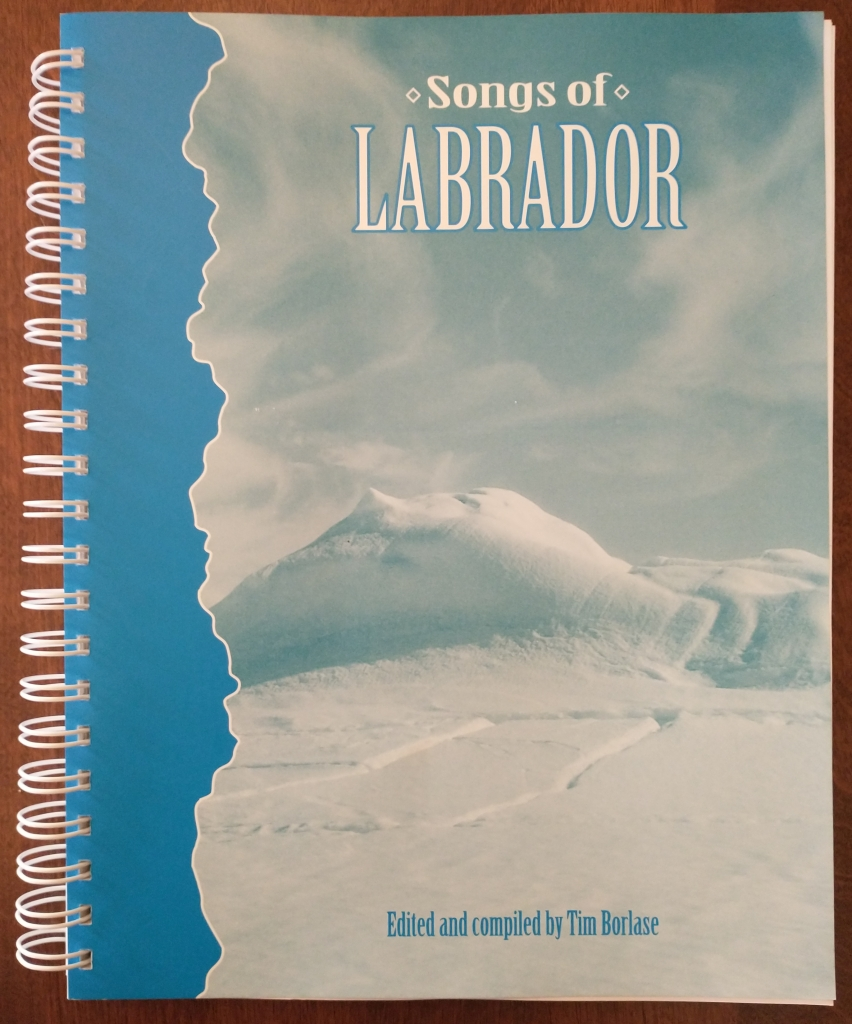 Cover of the 1993 edition of Songs of Labrador.